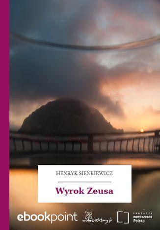 Okładka książki/ebooka Wyrok Zeusa