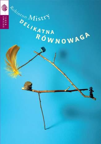 Okładka książki/ebooka Delikatna równowaga