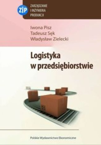 Okładka książki/ebooka Logistyka w przedsiębiorstwie