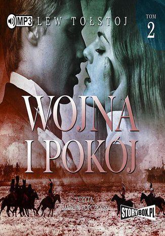 Okładka książki/ebooka Wojna i pokój. Tom 2