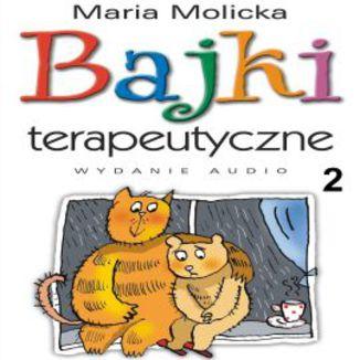 Okładka książki Bajki terapeutyczne 2