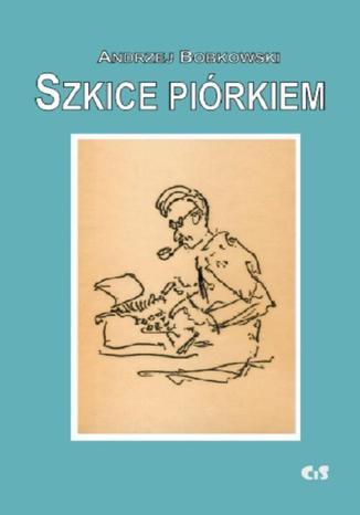 Okładka książki/ebooka Szkice piórkiem