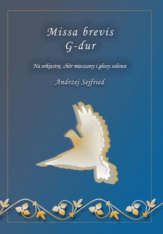 Okładka książki/ebooka Missa brevis G-dur