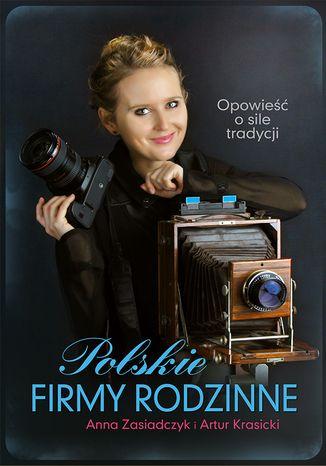 Okładka książki/ebooka Polskie firmy rodzinne