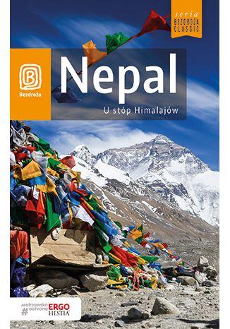 Okładka książki Nepal. U stóp Himalajów. Wydanie 2