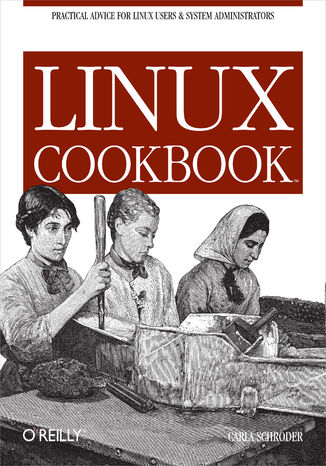 Okładka książki Linux Cookbook