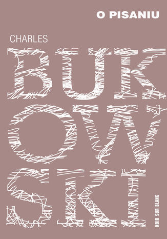 Okładka książki/ebooka O pisaniu