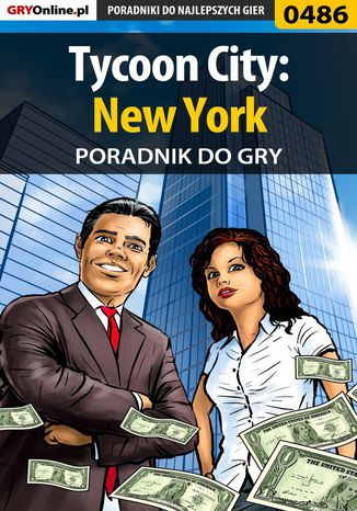 Okładka książki/ebooka Tycoon City: New York - poradnik do gry
