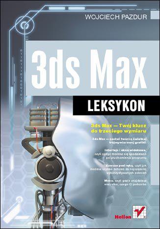 Okładka książki/ebooka 3ds Max. Leksykon