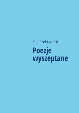 Okładka książki/ebooka Poezje wyszeptane