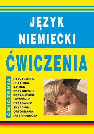 Okładka książki/ebooka Język niemiecki. Ćwiczenia