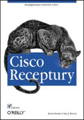 Okładka książki/ebooka Cisco. Receptury