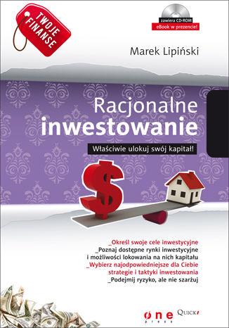 Okładka książki/ebooka Twoje finanse. Racjonalne inwestowanie