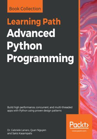 Okładka książki/ebooka Advanced Python Programming