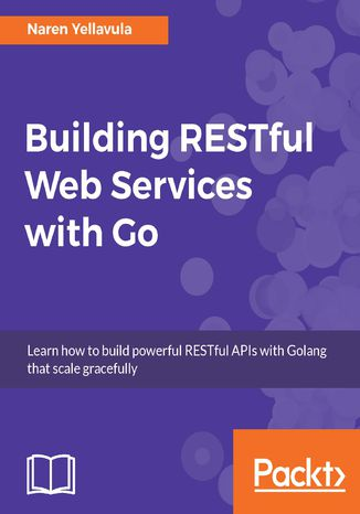 Okładka książki/ebooka Building RESTful Web services with Go