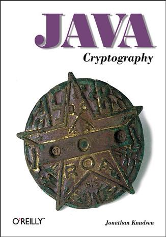 Okładka książki/ebooka Java Cryptography