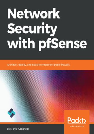 Okładka książki/ebooka Network Security with pfSense