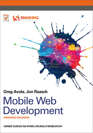 Okładka książki Mobile Web Development. Smashing Magazine
