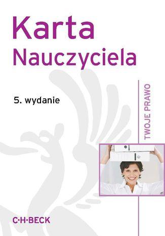 Okładka książki/ebooka Karta Nauczyciela