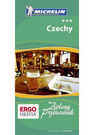 Okładka książki/ebooka Czechy. Zielony Przewodnik Michelin. Wydanie 1
