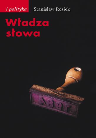 Okładka książki/ebooka Władza słowa