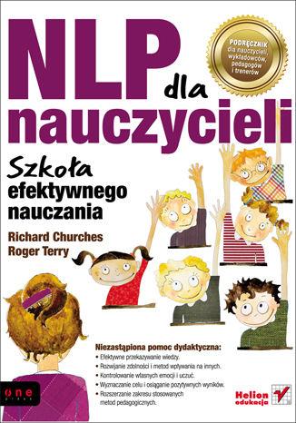 Okładka książki/ebooka NLP dla nauczycieli. Szkoła efektywnego nauczania