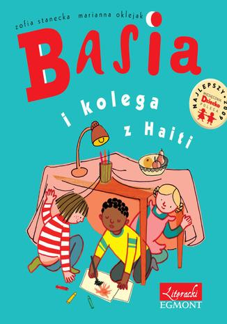 Okładka książki/ebooka Basia i kolega z Haiti