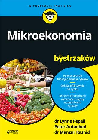 Okładka książki/ebooka Mikroekonomia dla bystrzaków