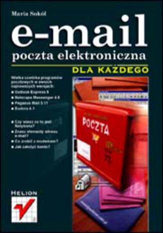 Okładka książki/ebooka E-mail. Poczta elektroniczna dla każdego