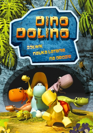 Okładka książki/ebooka Dinodolino. Vol.1