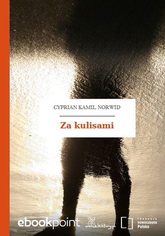 Okładka książki/ebooka Za kulisami
