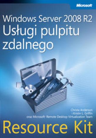 Okładka książki/ebooka Windows Server 2008 R2. Usługi pulpitu zdalnego. Resource Kit