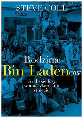 Okładka książki/ebooka Rodzina Bin Ladenów