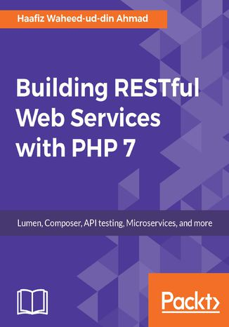 Okładka książki/ebooka Building RESTful Web Services with PHP 7