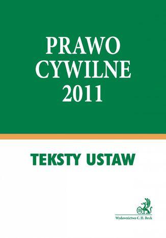 Okładka książki/ebooka Prawo cywilne 2011