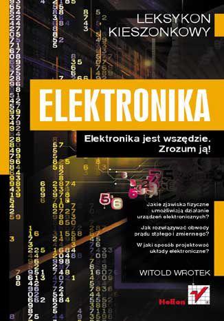 Okładka książki/ebooka Elektronika. Leksykon kieszonkowy