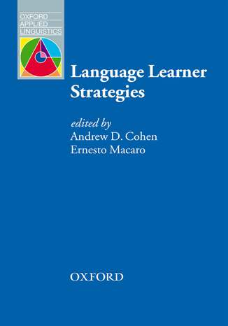 Okładka książki/ebooka Language Learner Strategies - Oxford Applied Linguistics