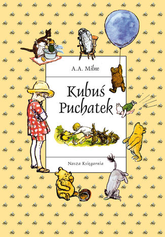 Okładka książki/ebooka Kubuś Puchatek
