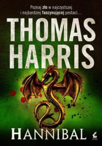 Okładka książki/ebooka Hannibal