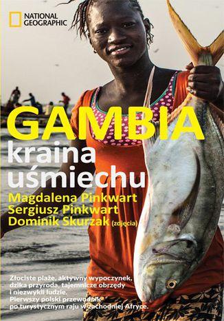 Okładka książki/ebooka Gambia. Kraina uśmiechu