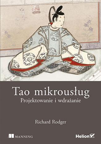 Okładka książki/ebooka Tao mikrousług. Projektowanie i wdrażanie