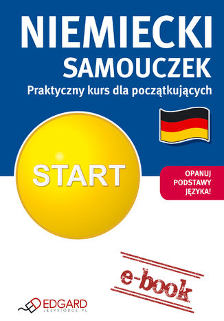 Okładka książki/ebooka Niemiecki Samouczek