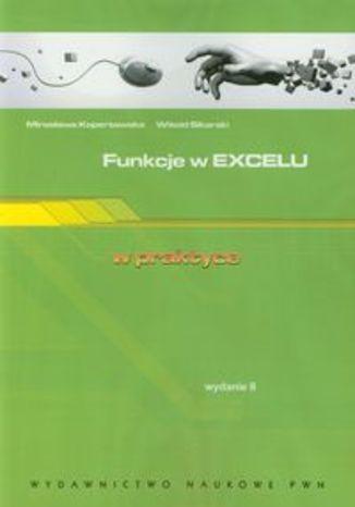 Okładka książki/ebooka Funkcje w Excelu w praktyce