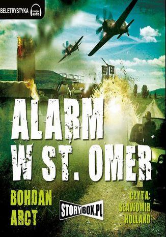 Okładka książki/ebooka Alarm w St. Omer