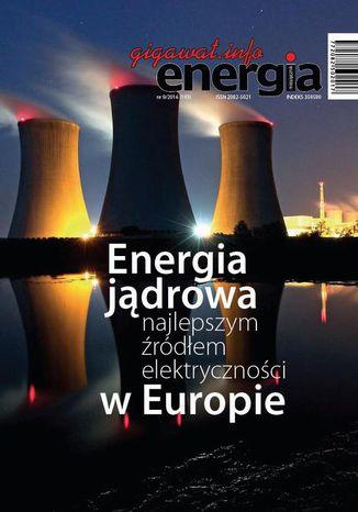 Okładka książki/ebooka Energia Gigawat nr 9/2016