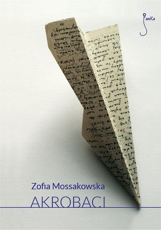 Okładka książki/ebooka Akrobaci