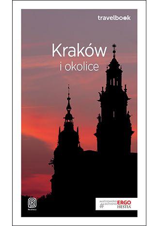 Okładka książki/ebooka Kraków i okolice. Travelbook. Wydanie 3