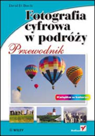 Okładka książki/ebooka Fotografia cyfrowa w podróży. Przewodnik