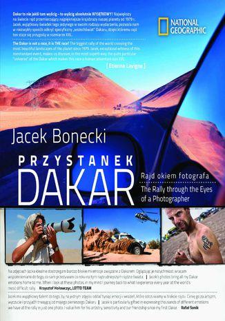 Okładka książki/ebooka Przystanek Dakar