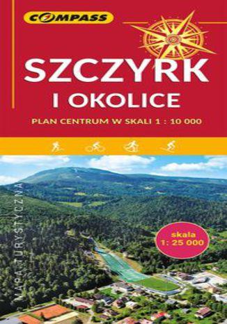 Okładka książki/ebooka Szczyrk i okolice